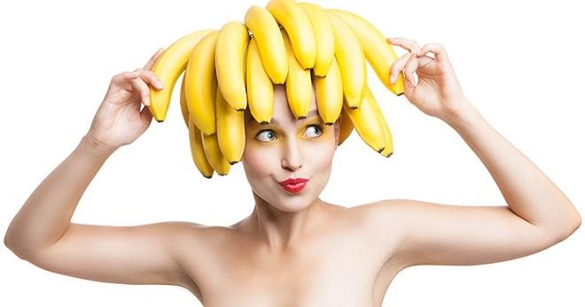 Маска для волос с бананом – 11 лучших рецептов