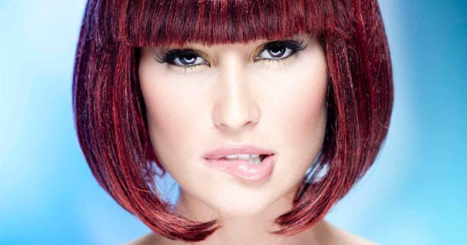 Боб-каре с удлинением – 24 варианта трендовой стрижки на короткие и средние волосы