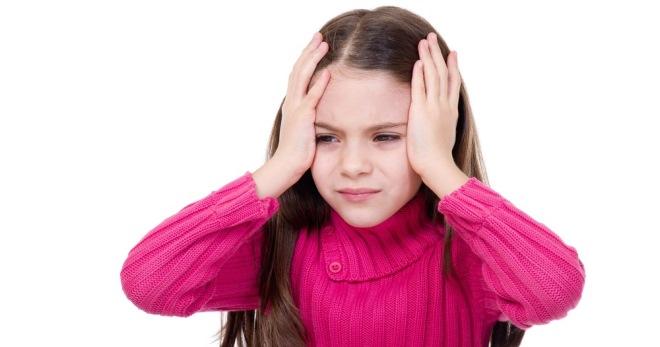 головная боль в затылке у ребенка причины