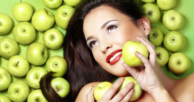 Яблочный уксус для волос – лучшие рецепты для эффективного применения