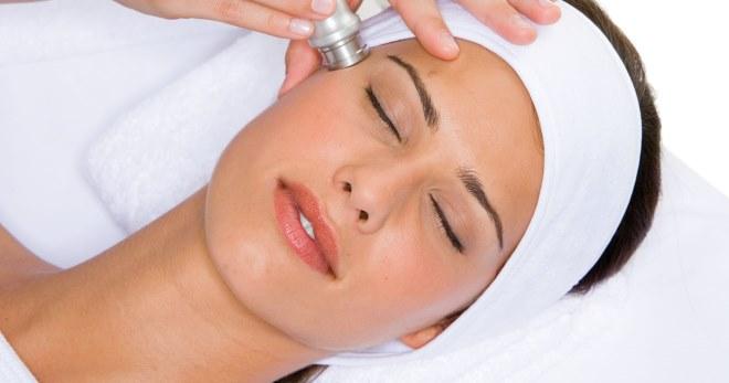 Вакуумная чистка лица дома без аппарата ультразвуковой массажер gezatone