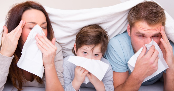 Симптомы гриппа – признаки всех типов вируса и возможные осложнения