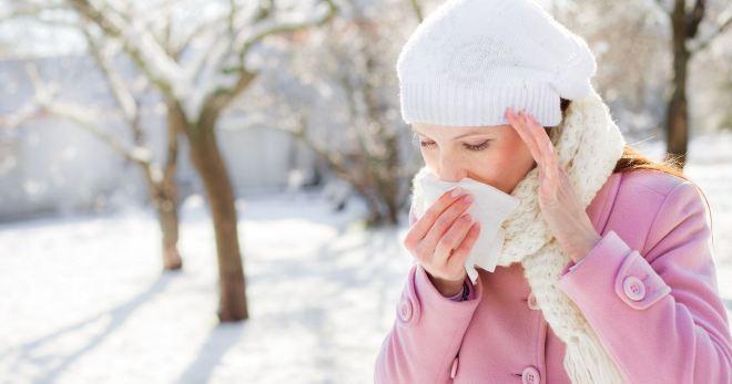 Аллергия на холод – почему возникает, и как избавиться от холодовой аллергии навсегда?