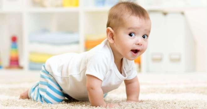 Ребенок 7 месяцев. Календарь развития ребенка на 7я.ру