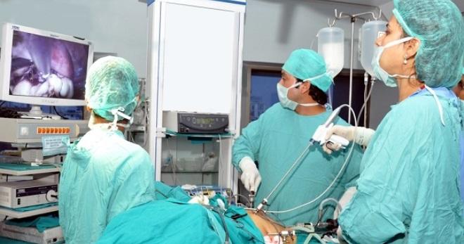 Миома матки: размеры для операции в миллиметрах