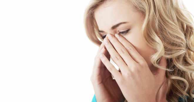 Сухость в носу причины и устранение