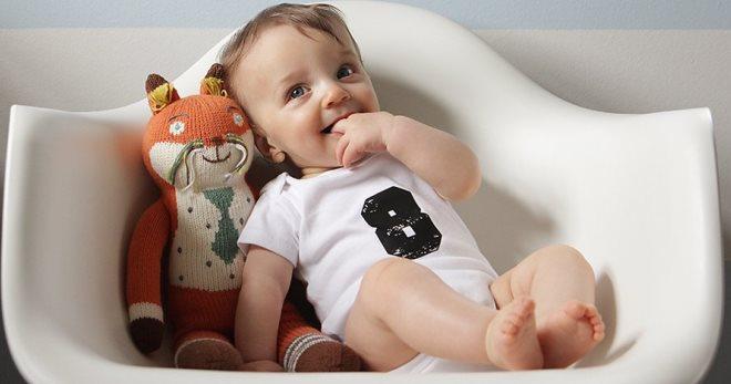 Развитие малыша как развивать ребенка в 8 месяцев