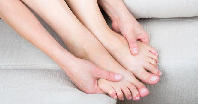 Навсегда избавиться от грибка ногтей на ногах