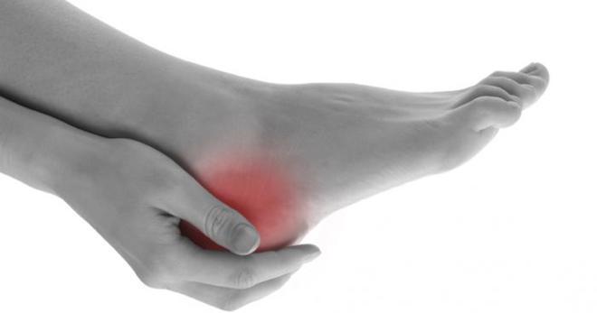 Сильная боль в пятке при ходьбе как лечить