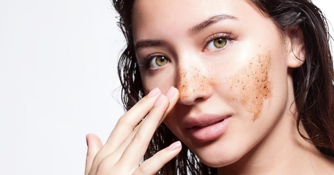 Скраб для лица – 7 простых рецептов для эффективного очищения кожи