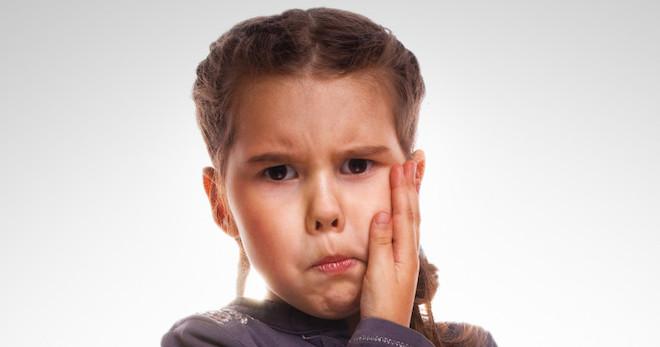 Признаки и лечение детского флюса дома