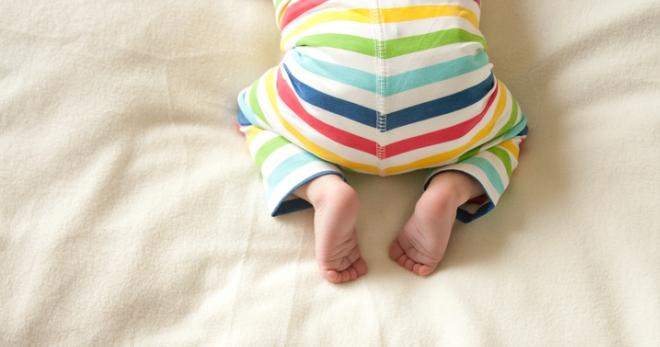 Сыпь у ребенка на попе – виды и фото высыпаний с описанием