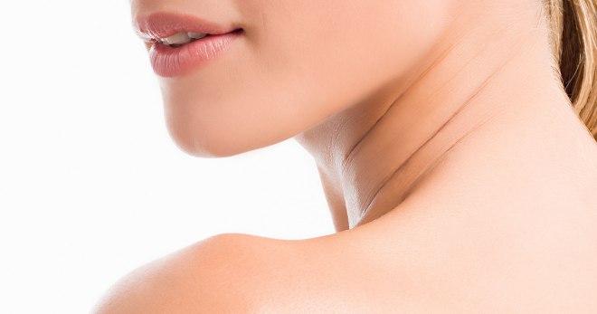 Как убрать глубокие морщины на шее в салоне