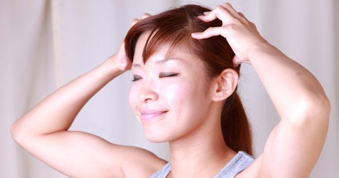 Массаж головы для роста волос в домашних условиях