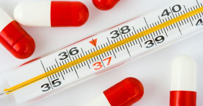 Таблетки от температуры взрослым и для детей