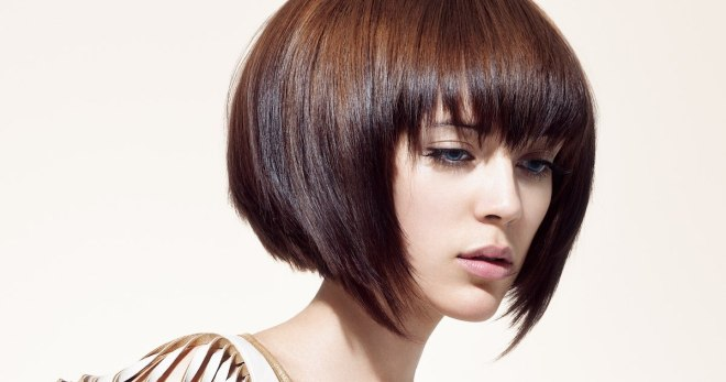 Боб-каре с челкой – 20 идей стильной стрижки для разной длины волос