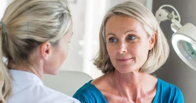 Менопаузы у женщин в каком возрасте