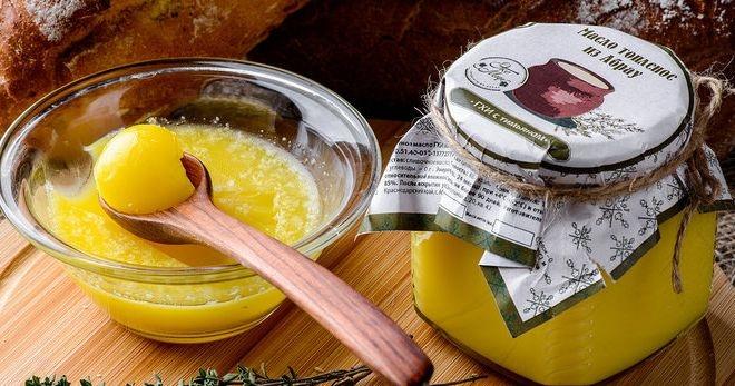 Топленое масло – 5 лучших рецептов для лечения