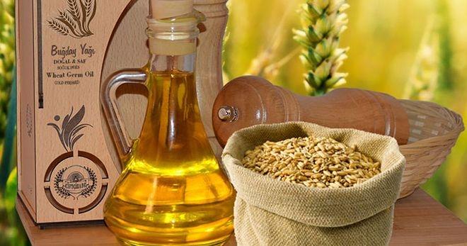 Масло зародышей пшеницы свойства и применение внутрь
