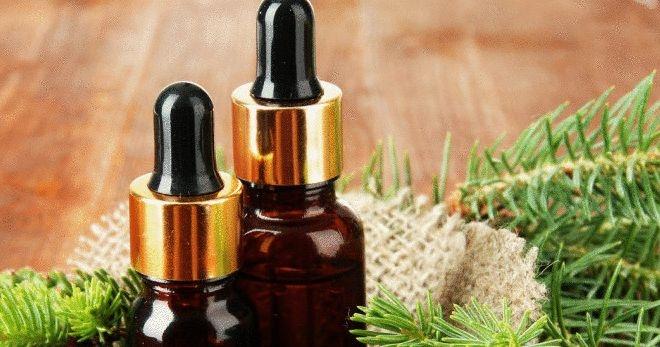 Пихтовое масло лечебные свойства и применение