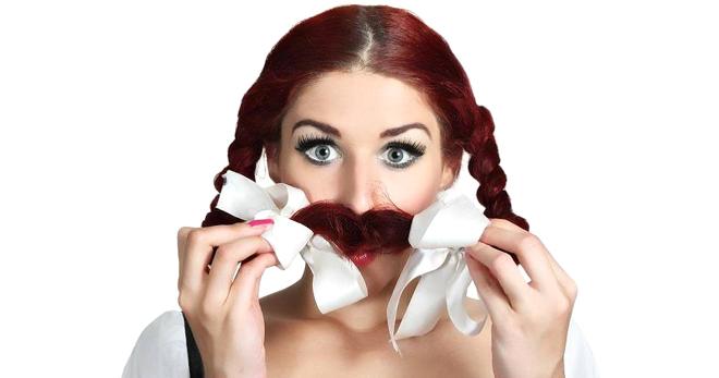 Крем от волос на лице у женщин