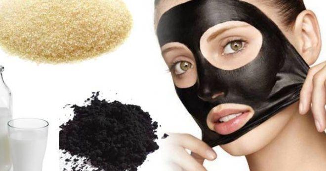 Домашние маски для лица от прыщей