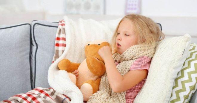 Лучшее лекарство от сухого кашля для детей