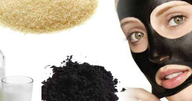 Маска от угрей – маска из соды, из меда для лица от прыщей в домашних условиях