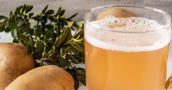 Картофельный сок – лучшие рецепты для красоты и здоровья