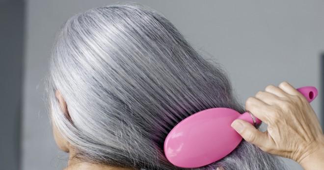 Окрашивание седых волос – 5 лучших способов скрыть седину