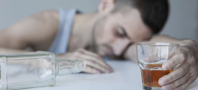 хронический алкогольный гепатит
