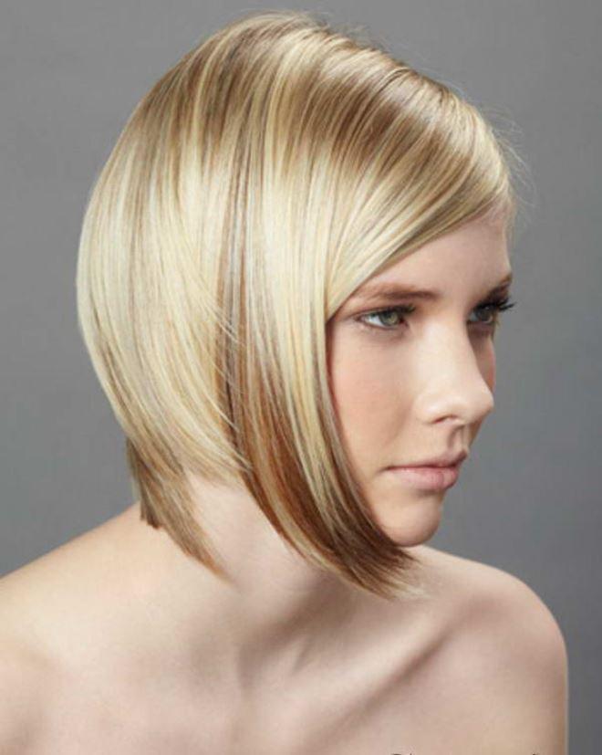 Какую стрижку выбрать для тонких волос 1