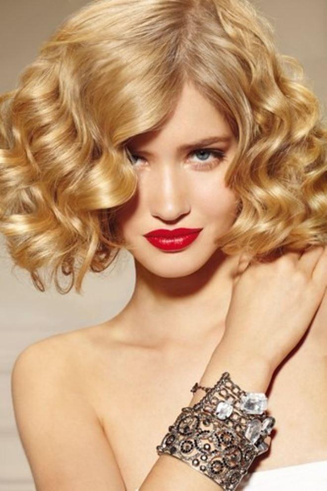 Какую стрижку выбрать для вьющихся волос3
