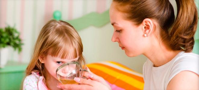 лечение орви у детей
