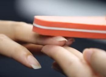 зеркальная пудра для ногтей мастер класс 1