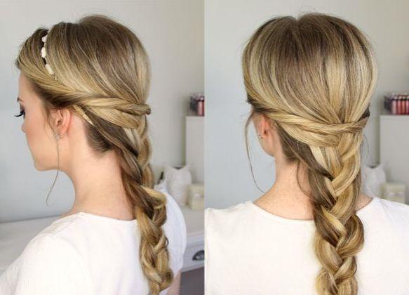 Прически для длинных волос девочек