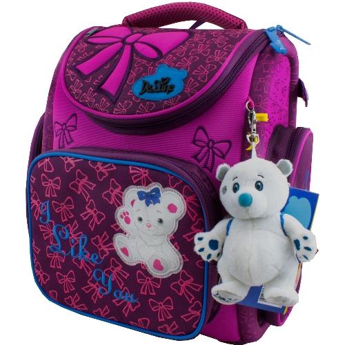 Рюкзак школьный для девочки 1 класс рюкзаки асикс цена