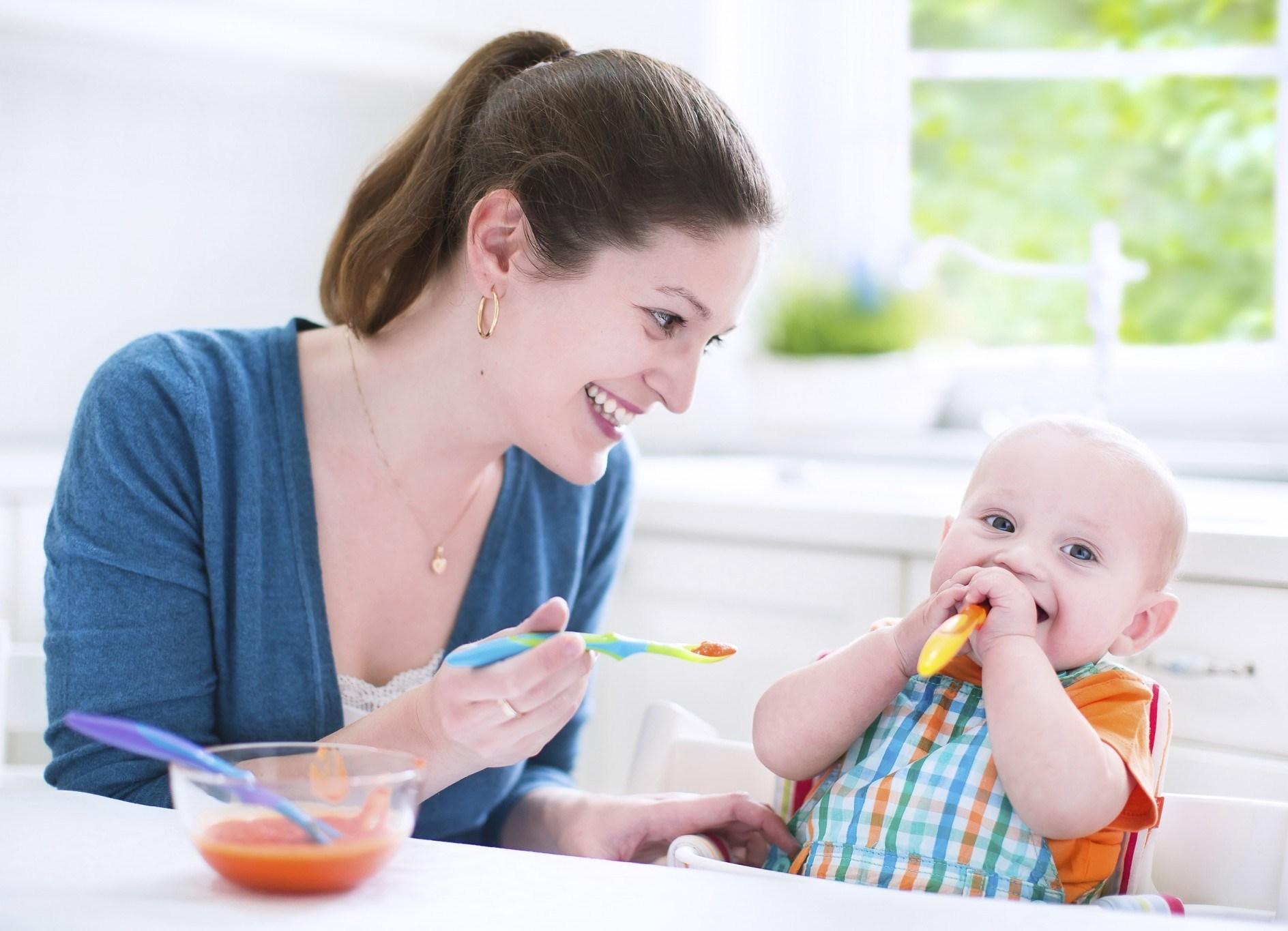 2f6c00ac293b Режим питания ребенка в 8 месяцев