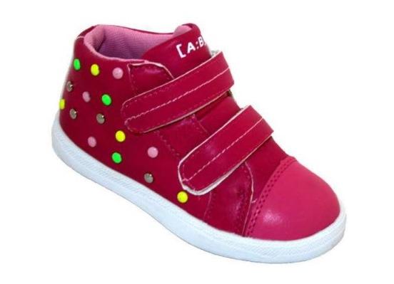 5a3d69211 Детские ботинки на весну для девочек 3 ...