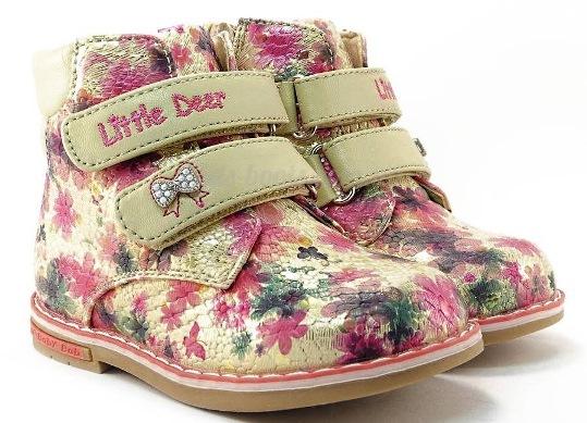 b1f8a8ec9 Детские ботинки на весну для девочек 9