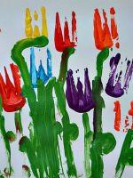 Рисуем весну с детьми поэтапно красками