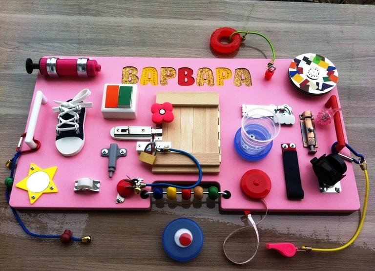 Детская развивающая доска своими руками: 75 фото идей