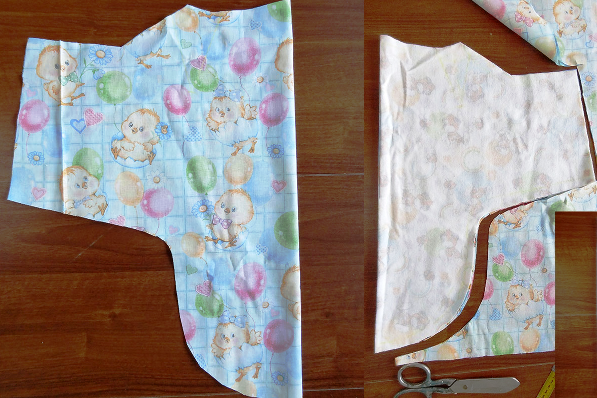 Пеленка для новорожденных своими руками выкройки 572
