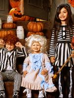 Костюмы на Хэллоуин для детей своими руками
