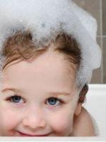 Детский шампунь - как выбрать лучшие средство гигиены для волос вашего малыша?