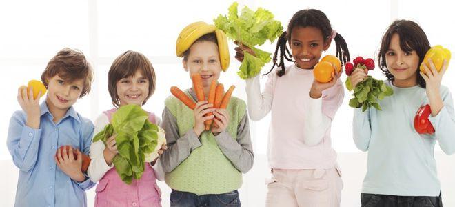 Консультация для родителей питание ребенка летом