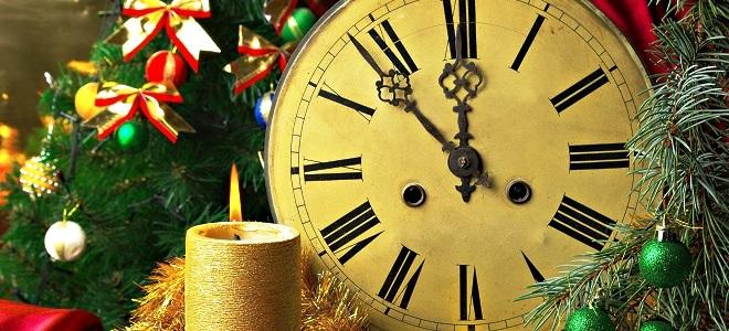 Часы из конфет на новый год мастер класс