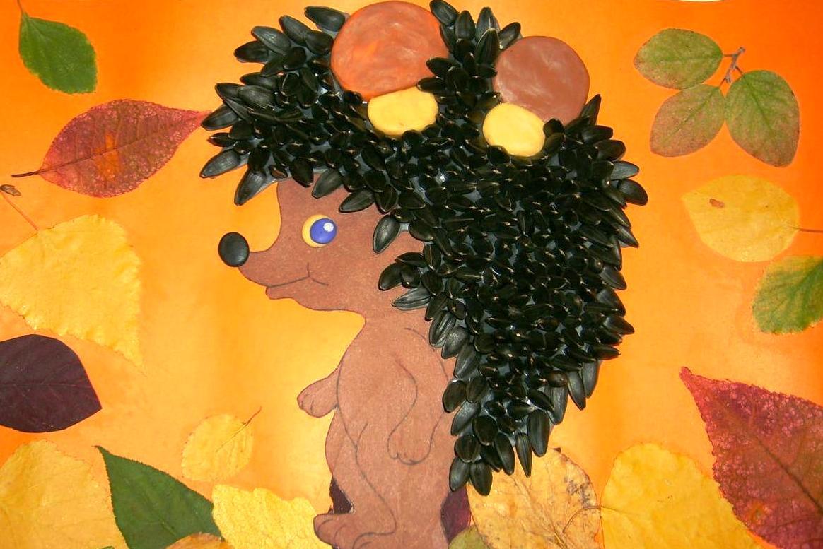 Осенние листья из пластилина. Поделки Pinterest Осенние 23