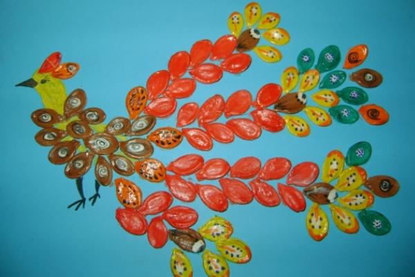 Цветок из ленточки своими руками пошагово фото 485
