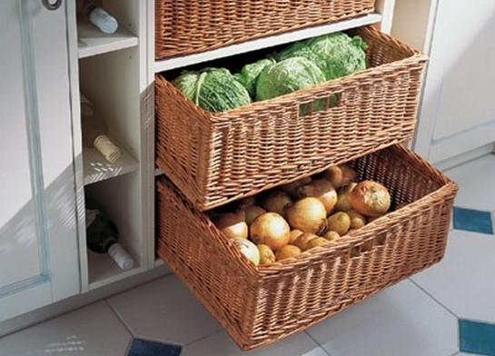 Хранение для овощей дома своими руками 78